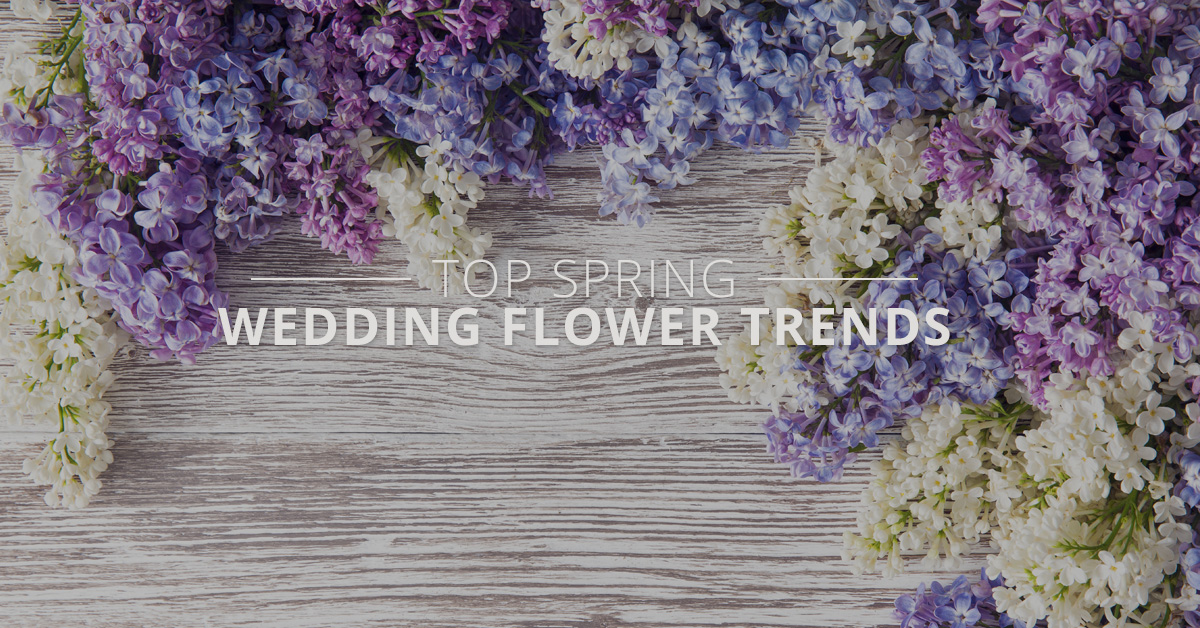 Top spring wedding flower trends rose blossom springtime is a great time of the year to get married theres a reason its one of the most popular times for weddings the weather starts to get warmer junglespirit Choice Image